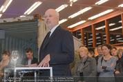 Peter Weibel Ausstellung - 21er Haus - Do 16.10.2014 - Thomas KRENS87