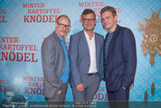 Kinopremiere - Village Cinema - Do 16.10.2014 - Simon SCHWARZ, Thorsten KOCH (Gesch�ftsf�hrer Constantinfilm),1