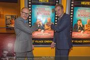 Kinopremiere - Village Cinema - Do 16.10.2014 - Sebastian BEZZEL, Simon SCH'WARZ vor Filmplakat26