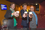Kinopremiere - Village Cinema - Do 16.10.2014 - Ed HERZOG, Sebastian BEZZEL, Simon SCHWARZ29