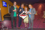Kinopremiere - Village Cinema - Do 16.10.2014 - Ed HERZOG, Sebastian BEZZEL, Simon SCHWARZ31