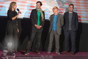 Kinopremiere - Village Cinema - Do 16.10.2014 - Kerstin SCHMIDBAUER, Ed HERZOG, Simon SCHWARZ, Sebastian BEZZEL41