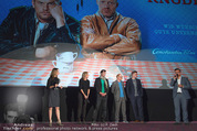 Kinopremiere - Village Cinema - Do 16.10.2014 - Mirjam UNGER: Kerstin SCHMIDBAUER, Ed HERZOG, Simon SCHWARZ, Seb42