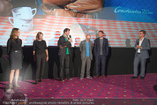 Kinopremiere - Village Cinema - Do 16.10.2014 - Mirjam UNGER: Kerstin SCHMIDBAUER, Ed HERZOG, Simon SCHWARZ, Seb44