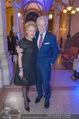 Zepter - Junge Köche - Palais Ferstel - Di 21.10.2014 - Harald SERAFIN mit Ehefrau Inge (Mausi)15