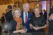 Zepter - Junge Köche - Palais Ferstel - Di 21.10.2014 - Elisabeth G�RTLER, Inge (Mausi) und Harald SERAFIN21
