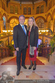 Zepter - Junge Köche - Palais Ferstel - Di 21.10.2014 - Andr� RUPPRECHTER mit Ehefrau Christine54