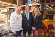 Zepter - Junge Köche - Palais Ferstel - Di 21.10.2014 - Johann LAFER, Andr� RUPPRECHTER mit Ehefrau Christine69