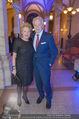 Zepter - Junge Köche - Palais Ferstel - Di 21.10.2014 - Harald SERAFIN mit Ehefrau Inge (Mausi)8