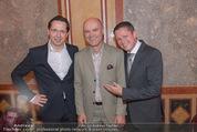 Zepter - Junge Köche - Palais Ferstel - Di 21.10.2014 - Rudi OBAUER, Heinz REITBAUER, Alexander FANKHAUSER9