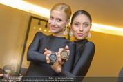 Store Opening - Hublot Boutique - Mi 22.10.2014 - Models mit Hublot Schmuck und Uhren166