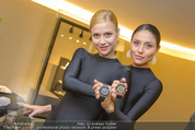 Store Opening - Hublot Boutique - Mi 22.10.2014 - Models mit Hublot Schmuck und Uhren167