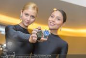 Store Opening - Hublot Boutique - Mi 22.10.2014 - Models mit Hublot Schmuck und Uhren2