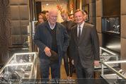 Store Opening - Hublot Boutique - Mi 22.10.2014 - Jean-Claude BIVER, Hermann GMEINER-WAGNER26