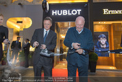 Store Opening - Hublot Boutique - Mi 22.10.2014 - Jean-Claude BIVER, Hermann GMEINER-WAGNER28