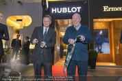 Store Opening - Hublot Boutique - Mi 22.10.2014 - Jean-Claude BIVER, Hermann GMEINER-WAGNER29
