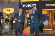 Store Opening - Hublot Boutique - Mi 22.10.2014 - Jean-Claude BIVER, Hermann GMEINER-WAGNER30
