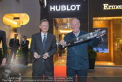 Store Opening - Hublot Boutique - Mi 22.10.2014 - Jean-Claude BIVER, Hermann GMEINER-WAGNER31