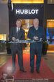 Store Opening - Hublot Boutique - Mi 22.10.2014 - Jean-Claude BIVER, Hermann GMEINER-WAGNER4