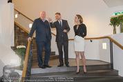 Store Opening - Hublot Boutique - Mi 22.10.2014 - Jean-Claude BIVER, Hermann und Katharina GMEINER-WAGNER41