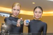 Store Opening - Hublot Boutique - Mi 22.10.2014 - Models mit Hublot Schmuck und Uhren44