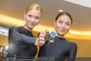 Store Opening - Hublot Boutique - Mi 22.10.2014 - Models mit Hublot Schmuck und Uhren45