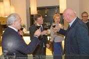 Store Opening - Hublot Boutique - Mi 22.10.2014 - Wolfgang ROSAM, Hermann u Katharina GMEINER-WAGNER, J.C. BIVER70