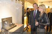 Store Opening - Hublot Boutique - Mi 22.10.2014 - Christian NIEDERMEYER mit Petra93