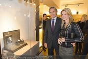 Store Opening - Hublot Boutique - Mi 22.10.2014 - Christian NIEDERMEYER mit Petra94