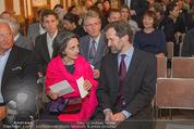 Im Lichte Monets - Belvedere - Do 23.10.2014 - Kurator Stephan KOJA mit Ehefrau12