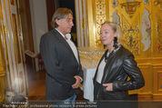 Im Lichte Monets - Belvedere - Do 23.10.2014 - Norbert BLECHA, Agnes HUSSLEIN59