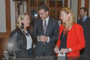 Im Lichte Monets - Belvedere - Do 23.10.2014 - Agnes HUSSLEIN, Pascal TEIXEIRA DA SILVA mit Ehefrau7