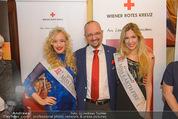 Rot Kreuz Ball PK - Park Hyatt - Mi 29.10.2014 - Valerie HUBER, Alexander LANG, Vanessa HOOPER29