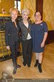 Rot Kreuz Ball PK - Park Hyatt - Mi 29.10.2014 - Maresa H�RBIGER, Sona MCDONALD, Maria HAPPEL6