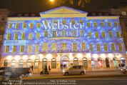 Webster University Opening - Palais Wenkheim - Mi 29.10.2014 - 1