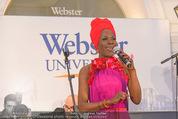 Webster University Opening - Palais Wenkheim - Mi 29.10.2014 - Doretta CARTER134