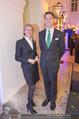 Webster University Opening - Palais Wenkheim - Mi 29.10.2014 - Elisabeth KAMPER, Paul ESTERHAZY140