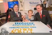 Webster University Opening - Palais Wenkheim - Mi 29.10.2014 - Julian SCHUSTER, Beth STROBLE, Arthur HIRSH145