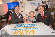 Webster University Opening - Palais Wenkheim - Mi 29.10.2014 - Julian SCHUSTER, Beth STROBLE, Arthur HIRSH146