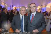 Webster University Opening - Palais Wenkheim - Mi 29.10.2014 - Hans SCHMIED, Thomas HINTZE25