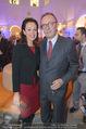 Webster University Opening - Palais Wenkheim - Mi 29.10.2014 - Hans SCHMIED mit Ehefrau Petra28