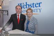 Webster University Opening - Palais Wenkheim - Mi 29.10.2014 - Beth STROBLE, Julian SCHUSTER3
