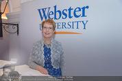 Webster University Opening - Palais Wenkheim - Mi 29.10.2014 - Beth STROBLE4