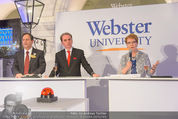 Webster University Opening - Palais Wenkheim - Mi 29.10.2014 - Julian SCHUSTER, Beth STROBLE43