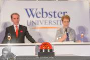 Webster University Opening - Palais Wenkheim - Mi 29.10.2014 - Julian SCHUSTER, Beth STROBLE44