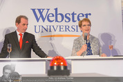 Webster University Opening - Palais Wenkheim - Mi 29.10.2014 - Julian SCHUSTER, Beth STROBLE45