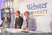 Webster University Opening - Palais Wenkheim - Mi 29.10.2014 - 46