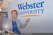 Webster University Opening - Palais Wenkheim - Mi 29.10.2014 - Beth STROBLE5