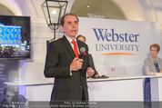 Webster University Opening - Palais Wenkheim - Mi 29.10.2014 - Julian SCHUSTER52