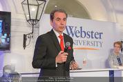Webster University Opening - Palais Wenkheim - Mi 29.10.2014 - Julian SCHUSTER53